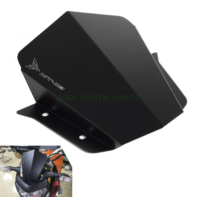 Motocycle Upper Headlight Top Cover Panel Fairing For Yamaha MT09 2014 2015 2016 MT 09