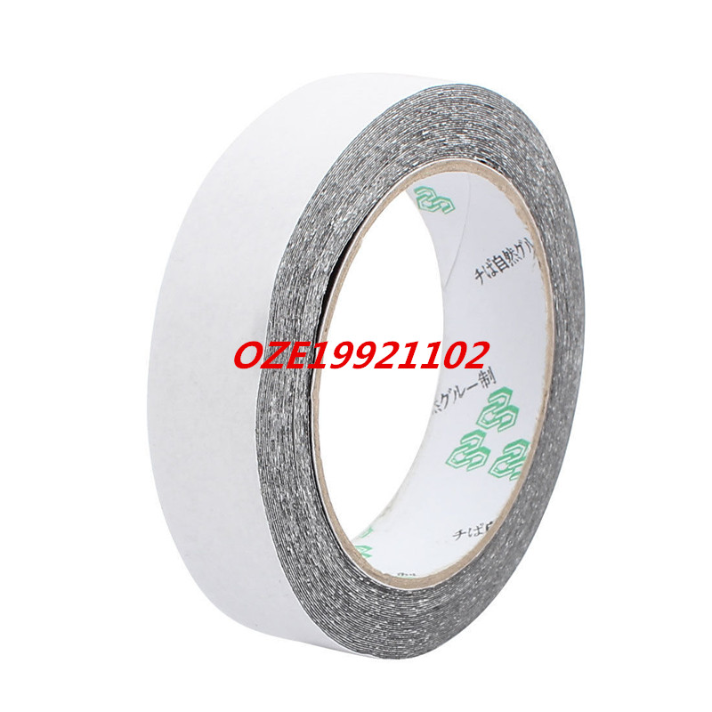 25mm x 10M Super Strong Double Sided Adhesive Tape For Repair Touch Screen Phone 1 pcs deli 2 4cm 10y super slim strong adhesion white double sided tape doubles faced adhesive for office supplies