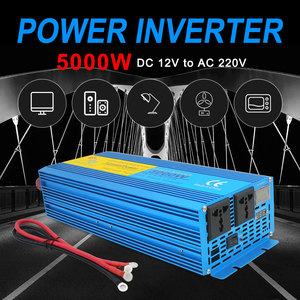5000W outing/Home Pure sine wave Inverte