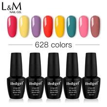 12pcs Free shipping Uv Nail Gel resin nails gel  ibd gel polish led (10colors+1top+1base) gel nail stickers ibd гелевый лак нирвана ibd just gel polish enlightenment 19400 60 14 мл