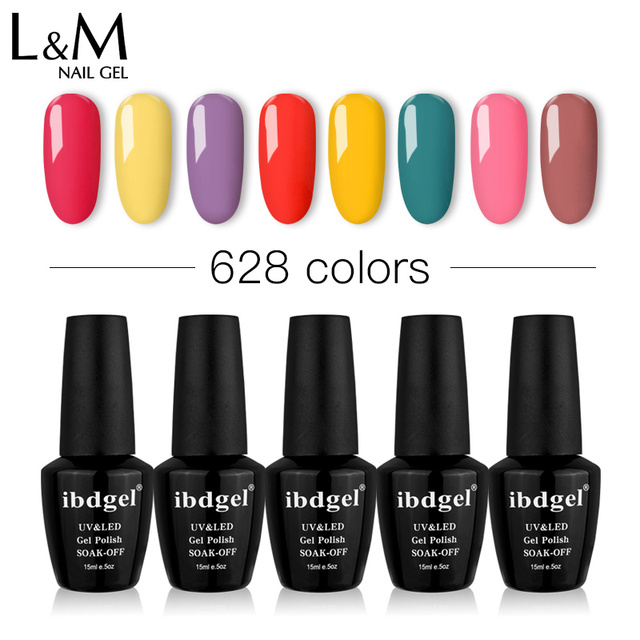 Black Bottle 15ml ibdgel Polish12 Pcs Set Lot Free Shipping Uv Nail Gel Nails Gelpolish Professional Top Base Coat Soak Off
