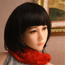 WMDOLL sex doll head for realistic silicone mannequins japanese real doll heads can have oral sex sex toys for man