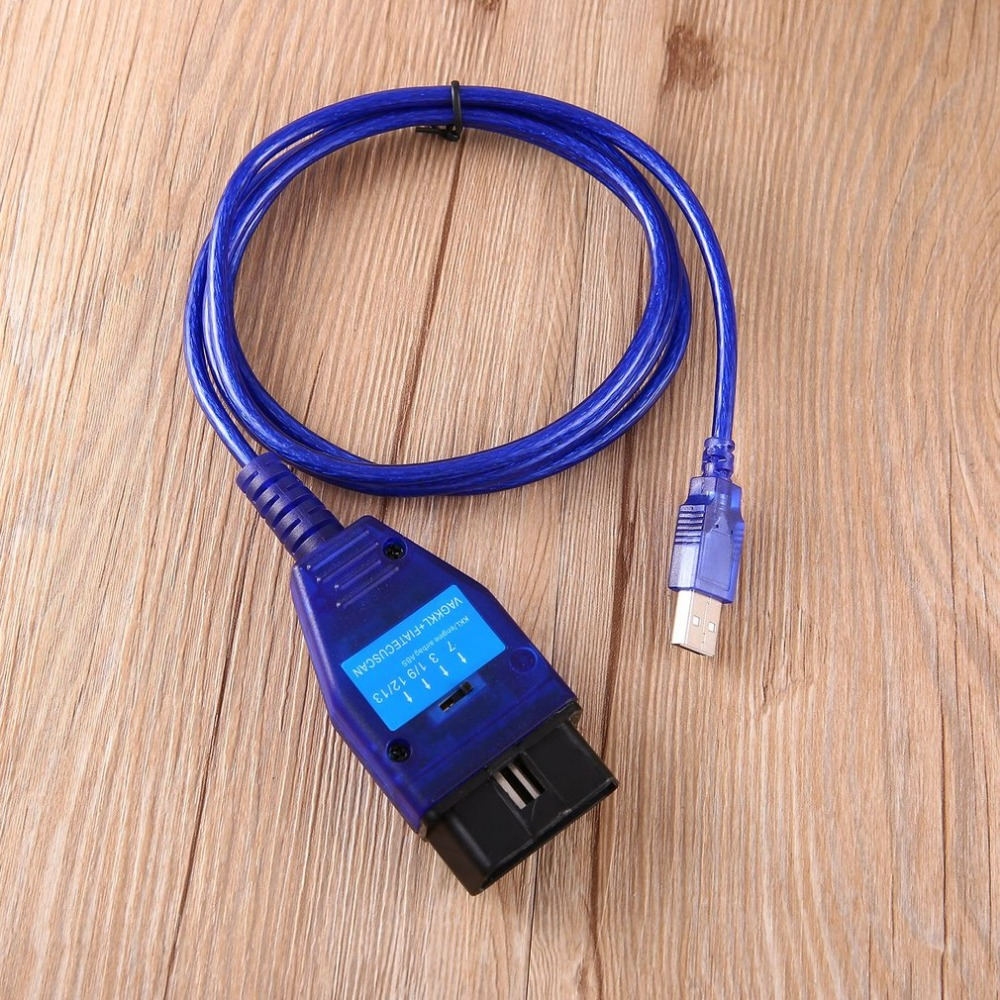 Professionelle VAG KKL USB Interface 409 + ECU Scan OBD OBD2 Diagnose Scanner Kabel Werkzeug für Autos Motor Airbag Adapter