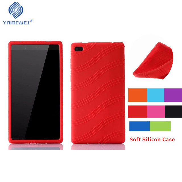 Soft Case For Lenovo Tab 7 Essential TB-7304F TB 7304F 7304 7304I 7304X Tablet Case Silicone Back Cover For Lenovo Tab4 7.0
