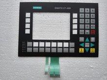 SINUMERIK 6ES7621-6BD01-0AE3 C7-626 Membrane Keypad for HMI Panel repair~do it yourself,New & Have in stock