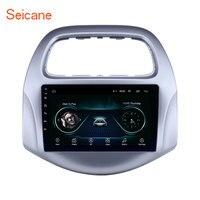 Seicane 9 inch Android 8.1 Car GPS Navigation Radio for chevy Chevrolet Daewoo Matiz/ Spark/ Baic/ Beat 2018 2019 Auto Stereo