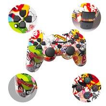 บลูทูธไร้สายจอยสติ๊กสำหรับ PS3 Controller Fit สำหรับ Mando PS2 คอนโซลสำหรับ PlayStation DualShock 3 Gamepad สำหรับ PS3 คอนโซล