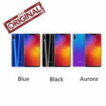 "Original Lenovo Z5 L78011 6GB 64GB Octa-core AI Dual Camera 2.5D Screen Snapdragon 636 ZUI 3.9 4G FDD LTE 6.2""FHD+ 2246x1080(China)"