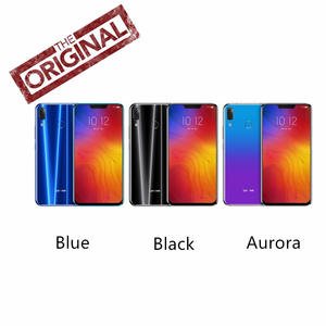 Original Lenovo Z5 L78011 6GB 64GB Octa-core AI Dual Camera 2.5D Screen Snapdragon 636 ZUI 3.9 4G FDD LTE 6.2FHD+ 2246x1080