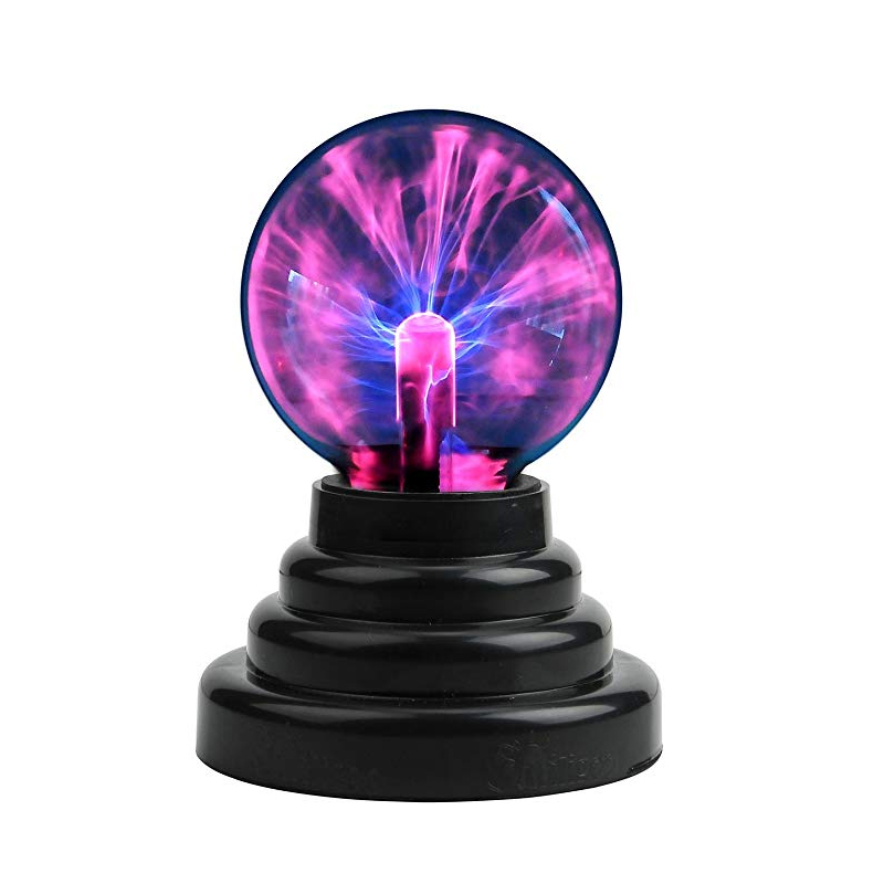 Magic Plasma Ball Caneta Plasma Sphere/Light/Lamp Kids Christmas Party Gift Room Decoration Touch Novelty Project Novedades