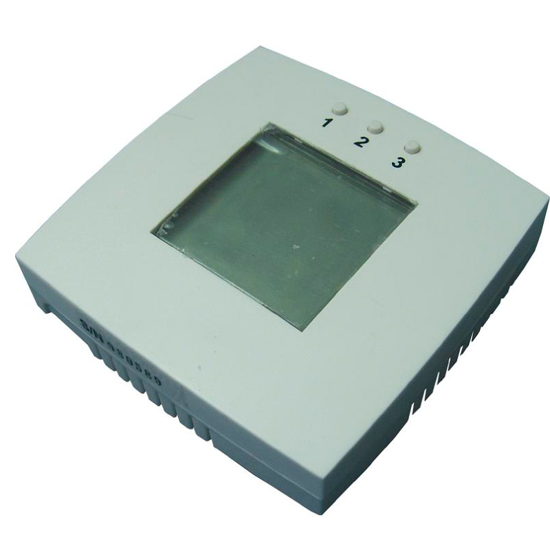 Temperature Humidity Transducer Monitoring Alarm For Laboratory Museum Warehouse Wareroom With LCD THV200