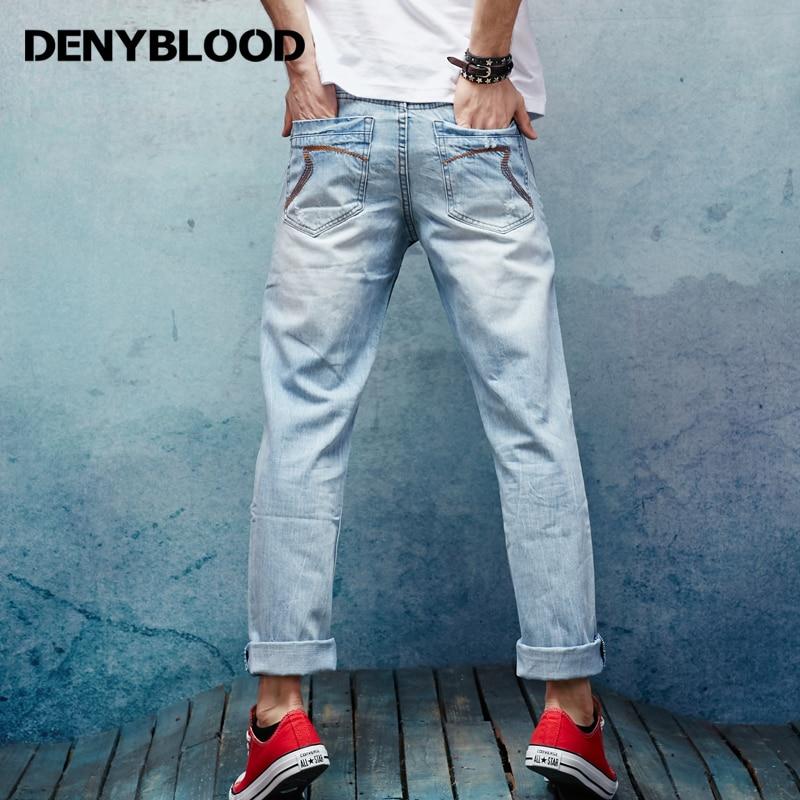 Denyblood τζιν 2017 άνοιξη καλοκαίρι - Ανδρικός ρουχισμός - Φωτογραφία 2