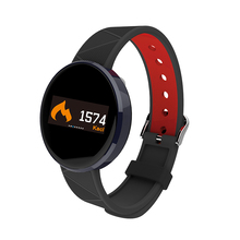 S12 Smartwatch Men Fitness Tracker Waterproof Sport Bracelet Blood Pressure Wristband Bluetooth 4.0 for Android IOS Color Screen