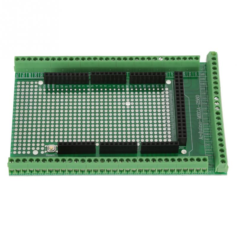 1 set MEGA-2560 R31 Prototype Screw Terminal Terminal Module Kit Block Shield Board Kit Breakout Board