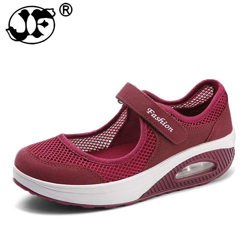 2019 Summer Fashion Women Flat Platform Shoes Woman Breathable Mesh Casual Shoes Moccasin Zapatos Mujer Ladies Boat Shoes2019 Summer Fashion Women Flat Platform Shoes Woman Breathable Mesh Casual Shoes Moccasin Zapatos Mujer Ladies Boat Shoes