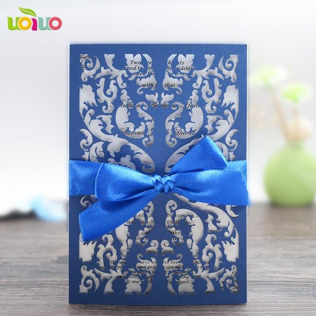 Paper Handmade Wedding Invitation Cards Models Card Design Arabic