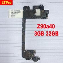LTPro Hohe Qualität mainboard Für Verwendet Test Für Lenovo Vibe schuss Z90 Z90A40 3 GB 32 GB motherboard karte gebühr chipsätze