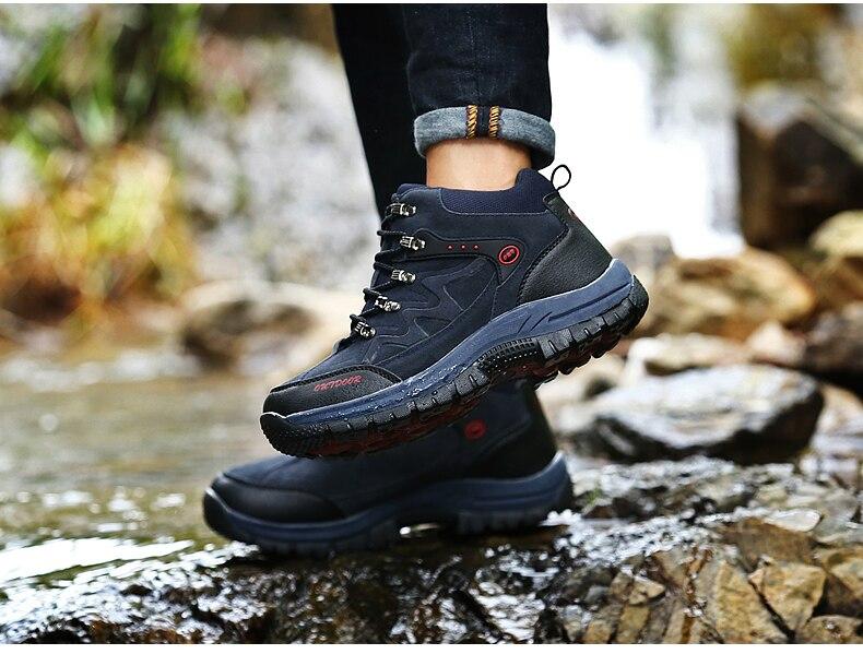 Anti-Skid Hiking Boots
