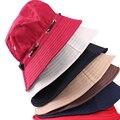 Новая Мода Белый Черный Повседневная Мужчины Женщины Панама Летнее Солнце Hat Boonie Охота Рыбалка Откр Мужская Пляж Шляпы Бесплатно размер