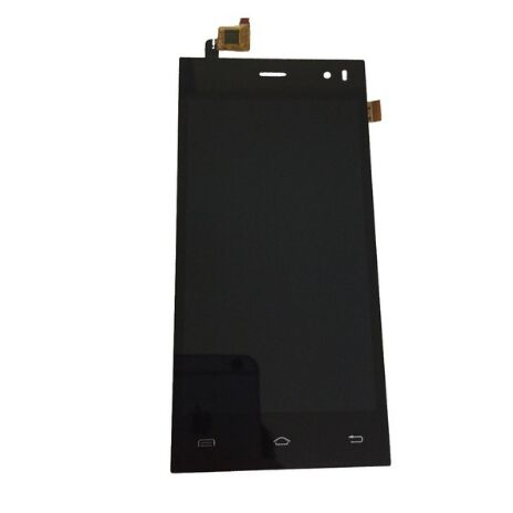 Original New Assembly LCD Display + Touch Screen Panel Replacement Screen For Wexler Zen 4.5 Free ship replacement original touch screen lcd display assembly framefor huawei ascend p7 freeshipping