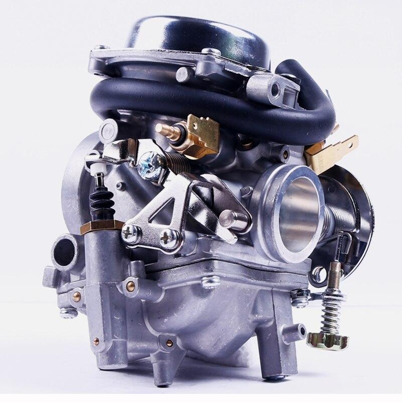 цена на High Preformance Carburetor XV250 XV125 QJ250 XV 250 XV 125 Aluminum Carburetor Assy For Yamaha Virago 125 XV125 1990-2014