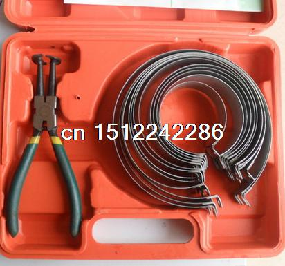 The car Piston Pliers Tool Piston ring Disassembly tool 12 in 1 lock disassembly tool