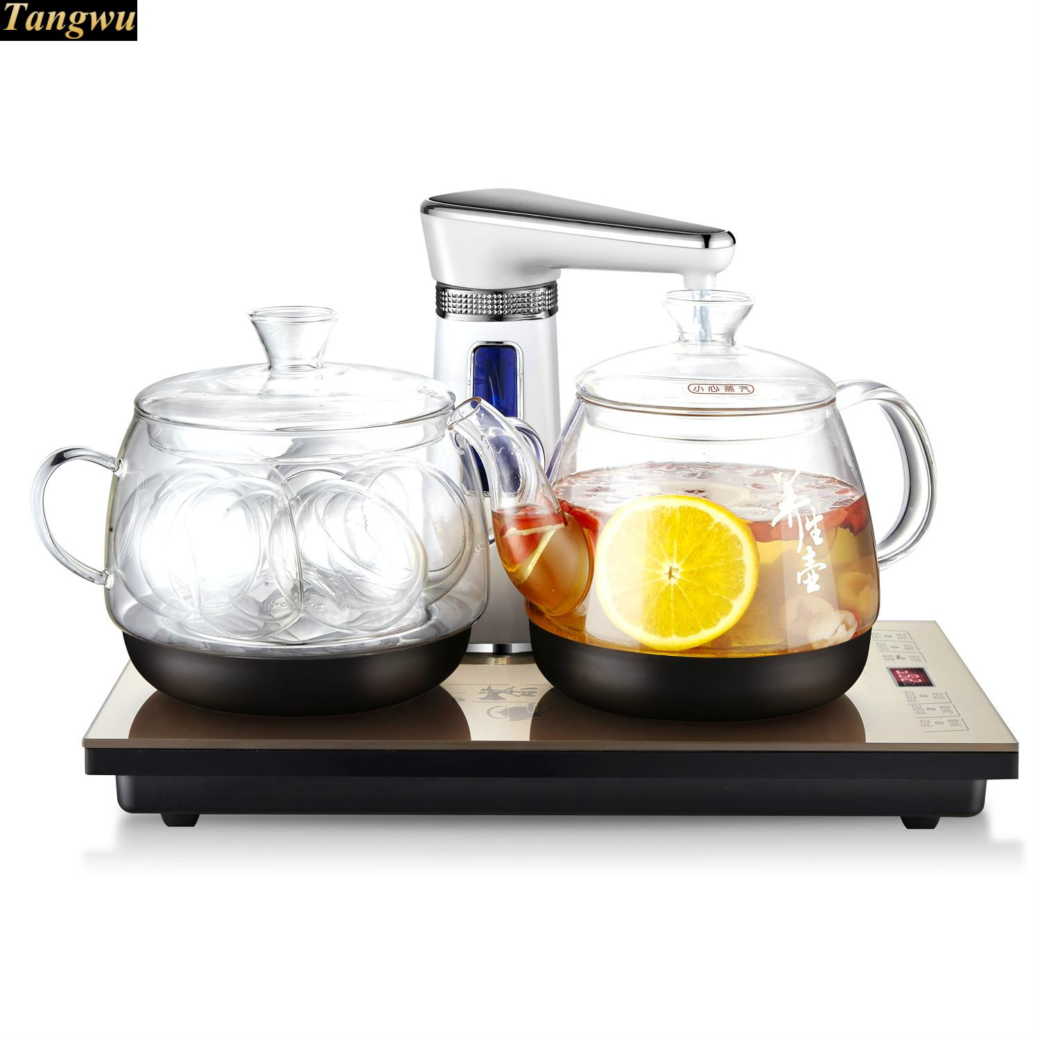 Fully Automatic Water Electric Kettle Intelligent Tea Stove Hot Teko Listrik Pemanas Air Electrik 15 Liter Bubble Teapot In Kettles From Home Appliances On Alibaba Group
