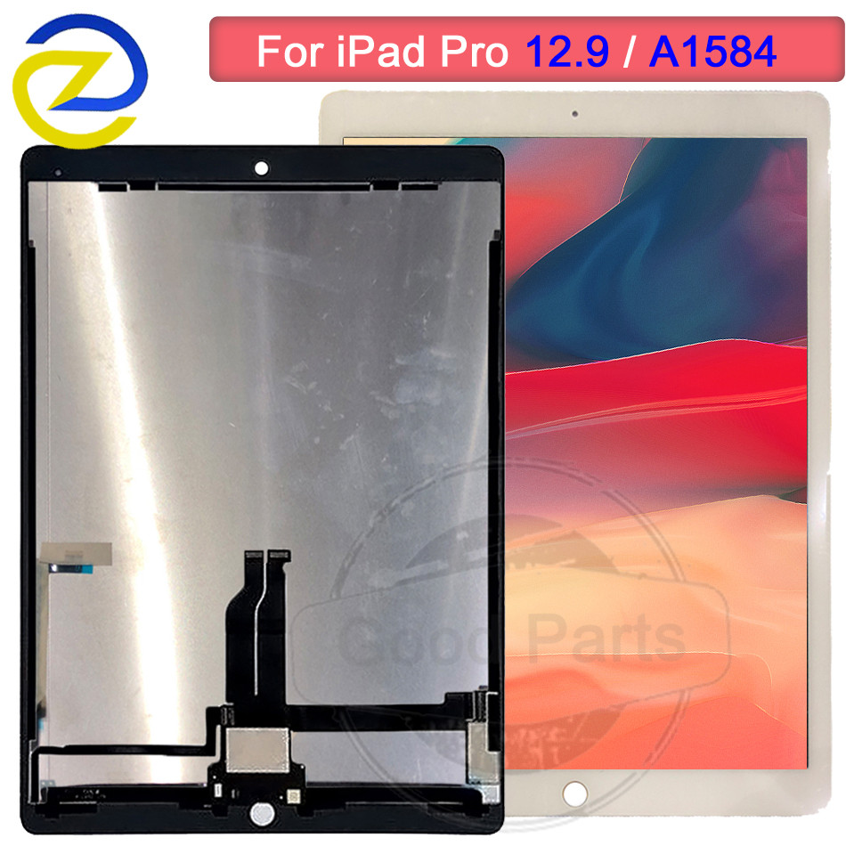 AAA+ For iPad Pro 12.9 inch LCD Display Touch Screen Digitizer Assembly Tablet lcd For iPad Pro 12.9 A1652 A1584 ReplacementAAA+ For iPad Pro 12.9 inch LCD Display Touch Screen Digitizer Assembly Tablet lcd For iPad Pro 12.9 A1652 A1584 Replacement
