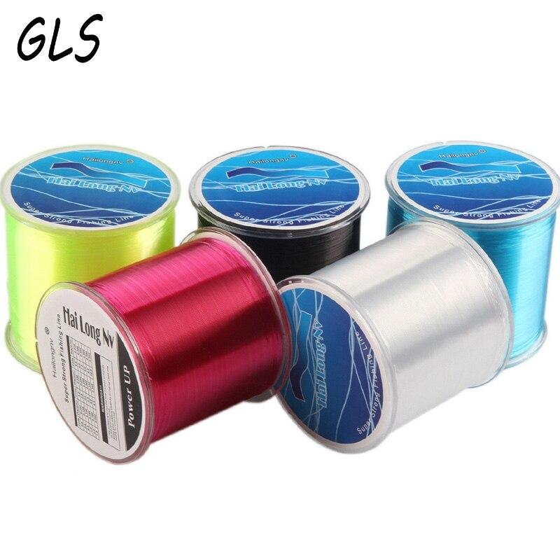 500 մ 5 գույներ # 0.4 ~ 8 նեյլոնե - Ձկնորսություն