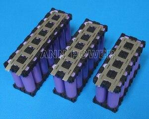 Image 5 - 18650 סוללה טהורה חגורת ניקל 3 P 4 P 5 P 6 P סוללת ליתיום רצועת ניקל צלחת משמשת 18650 מחזיק סוללה סוללות ליתיום Ni