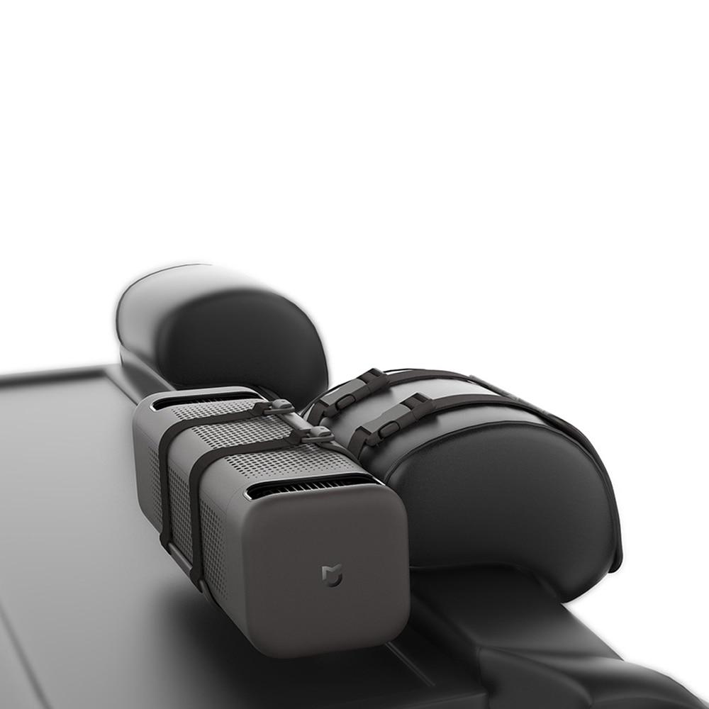 Xiaomi Mijia Smart Air Purifier Double Fans Car Air Cleaner CADR 60m3/h Purifying PM 2.5 Detector Smartphone Remote Control левин а самоучитель работы на ноутбуке windows 8 3 е издание