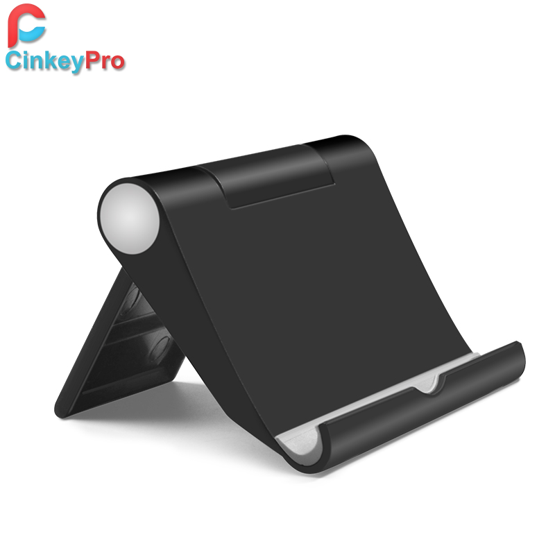 CinkeyPro Phone Holder Flexible Mount Tablet Stand Can Adjust The Angle Mobile Accessories for iPhone 8 X iPad mini Universal