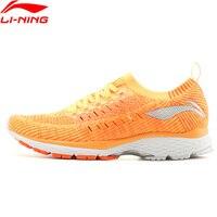 Li Ning Для мужчин стабильность обувь профессиональные кроссовки марафон BOUNSE + подкладка облако облегченная Спортивная обувь Кроссовки ARZN001