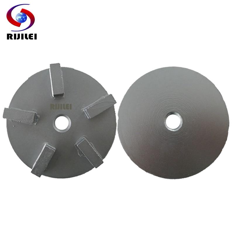 RIJILEI 12 PCS teemantlihvimisketta ratta betooni lihvimiskett - Elektrilised tööriistad - Foto 3
