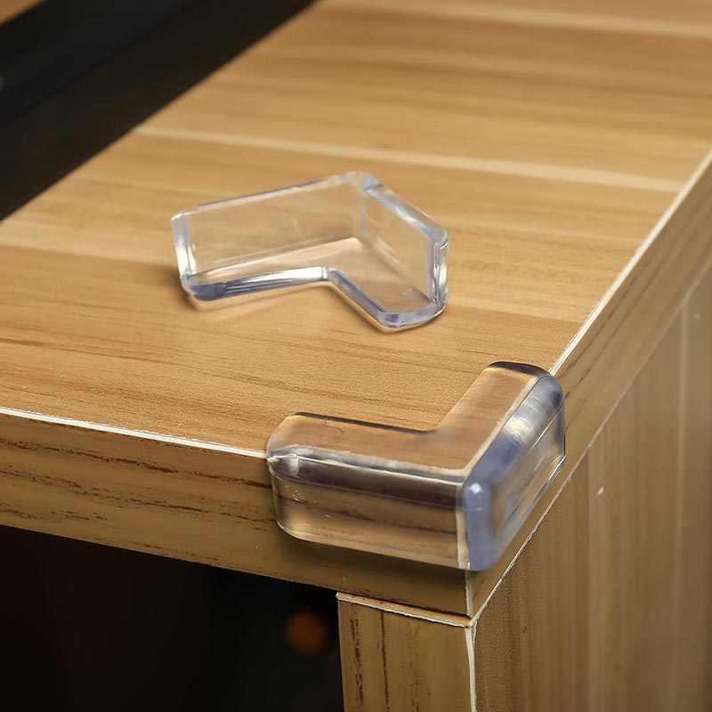 2 шт. Детская безопасность рукав угол прозрачный анти столкновения бассейн дома кухня обеденные столы и стулья для защиты