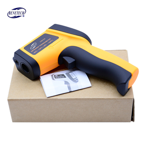 Image 5 - BENETECH Digital thermometer GM320~GM900 non contact infrared thermometer temperature gun with LCD backlight display