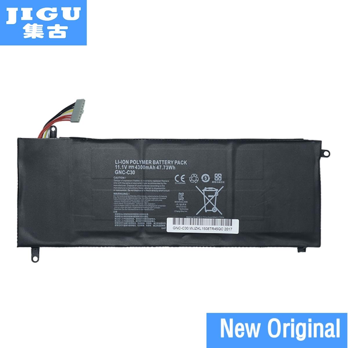 JIGU Laptop Battery 961TA002F GNC-C30 FOR GIGABYTE XMG C404 P34G V1 v2 U24 U2442 U2442D U2442F U2442N U2442S U2442V U24F U24T