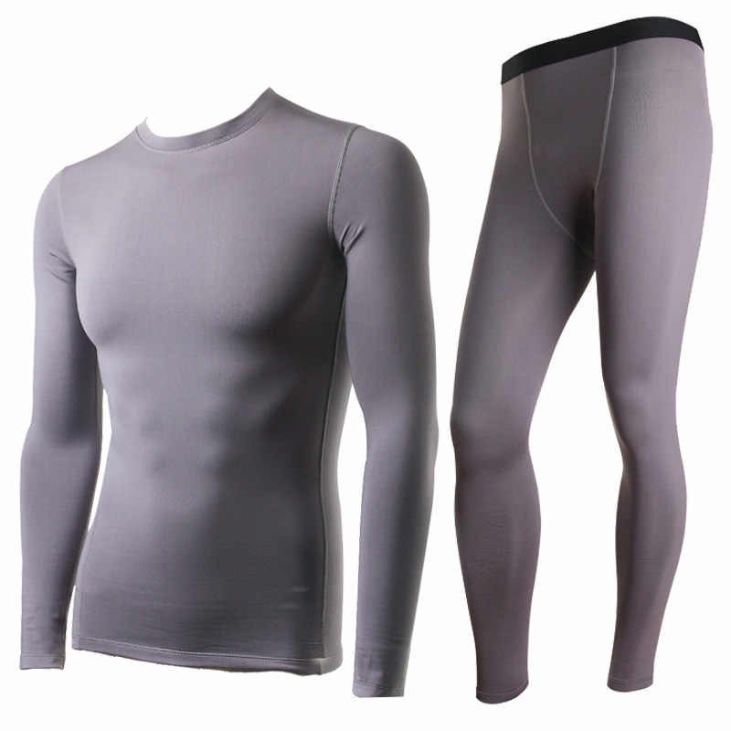 IEMUH nouveau hiver sous-vêtement thermique ensembles hommes séchage rapide Anti-microbien Stretch hommes Thermo sous-vêtements hommes chaud Long Johns Fitness