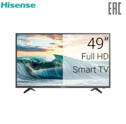 TV sets 49 Hisense 49N2170PW FullHD Smart LED CLEAR  TV FHD DOLBY dvb dvb-t dvb-t2 digital 4049InchTv television led tv 43 goldstar lt 43t510f fullhd 4049inchtv