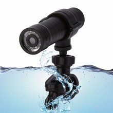 WS10 Night Vision Sport Action Camera DV Waterproof Camera Recorder Holder NEW ARRIVAL Drop Shipping