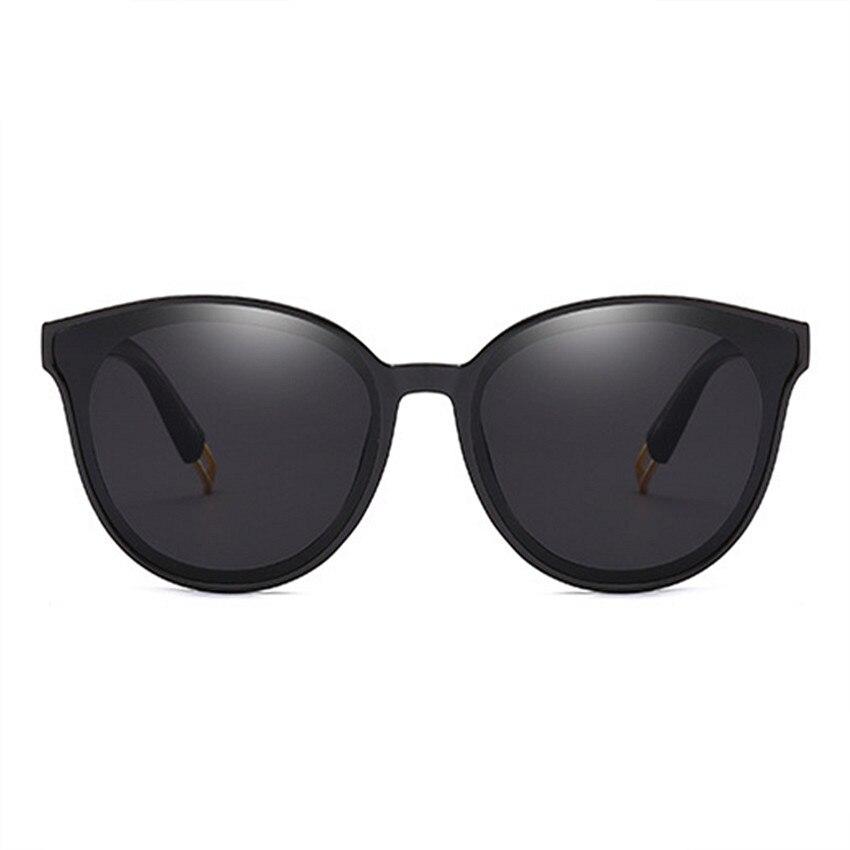 48bbf17dd57b7 KUJUNY Oversized Cat Eye Óculos De Sol para Mulheres Homens Grandes Quadros Óculos  de Sol Olhos de Gato do Vintage Óculos Claros UV400 em Óculos de sol de ...