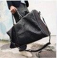 Kanye west2016 feminino masculino saco de viagem ocasional grande capacidade de bagagem bolsa do vintage
