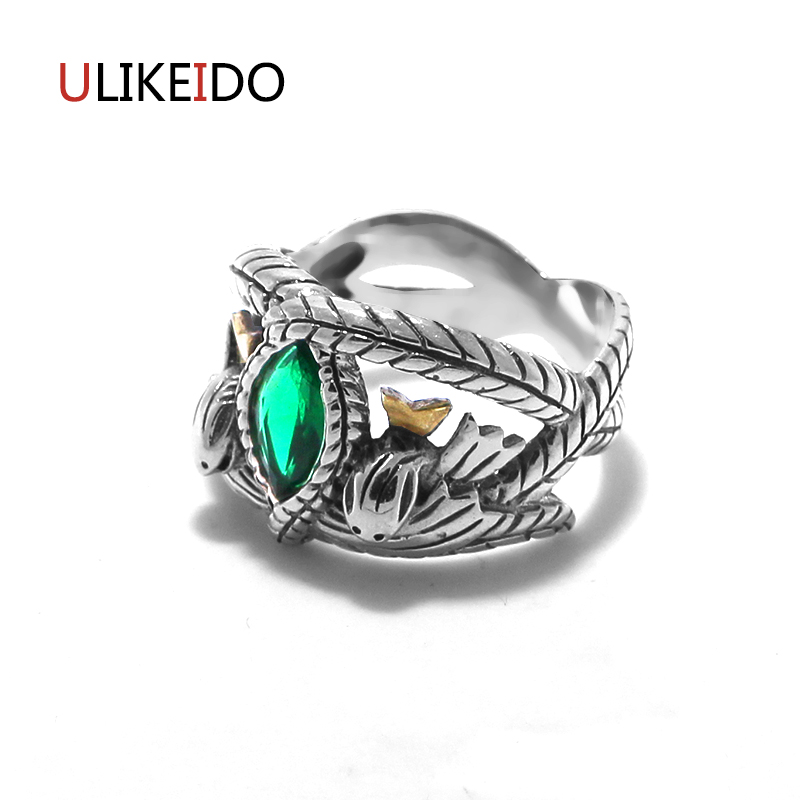 Hot Sale The Lord Of The Ring 925 Sterling Silver Jewelry