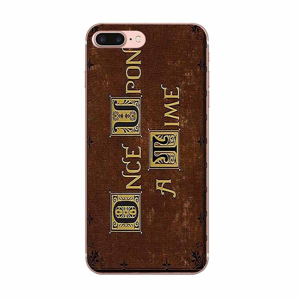 For Xiaomi Redmi Mi Note 7 8 9 SE Pro Lite Go Play Soft TPU Cases Cover Once Upon A Time Book Tv Series Print