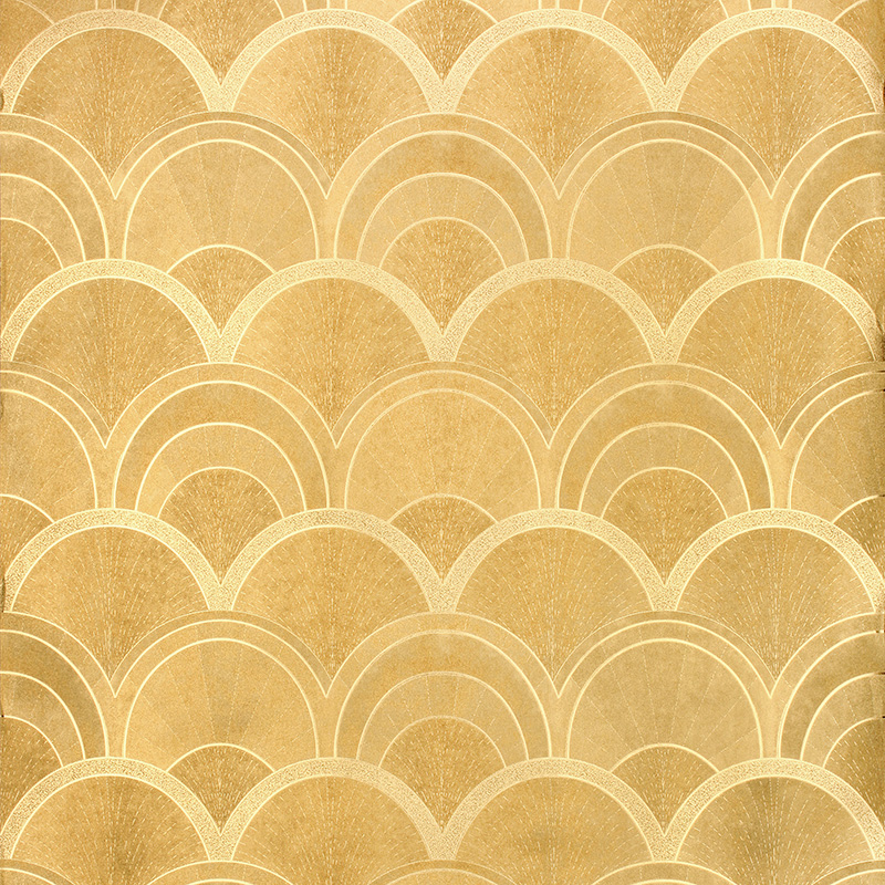 Modern luxury golden wallpaper glitter gold foil wallpaper for Fashionable wallpaper designs