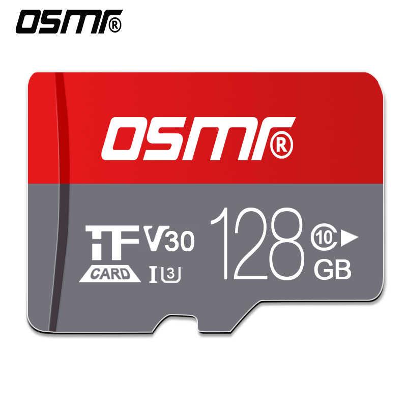 Флеш-карты памяти TF 32 gb флэш-карта памяти MicroSD карты U3 64g mp 3/4 смартфон drone SDHC микро мини C10 8 Гб оперативной памяти, 16 Гб встроенной памяти, карты памяти