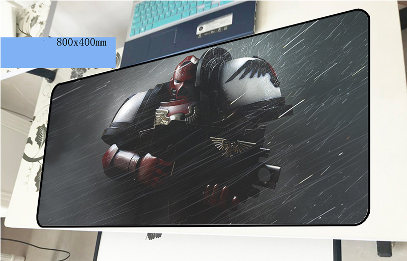 warhammer40k mouse pad 80x40cm 3d mousepads best gaming mousepad gamer Fashion large personalized mouse pads keyboard