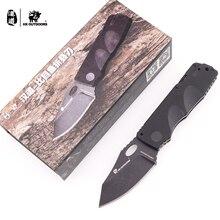 Комплект Электронных компонентов HX Outdoors камбала тактические складные ножи D2 Нержавеющаясталь Отдых на природе охотничий нож для использования на открытом воздухе Инструменты