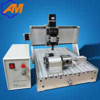 Metal Mini Cnc Router Wood