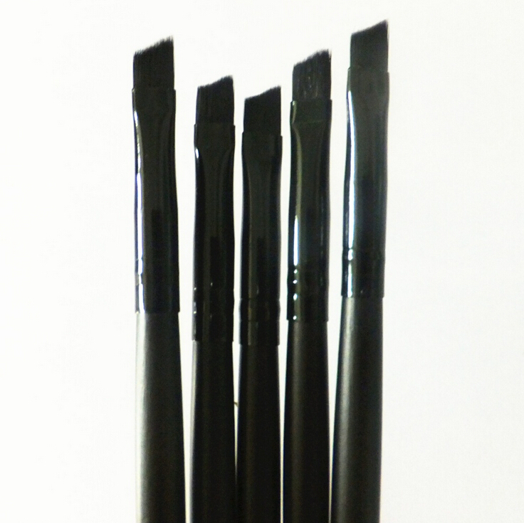 The Elf Black Eyebrow Brush Eyebrow Paint Limited Release First Come